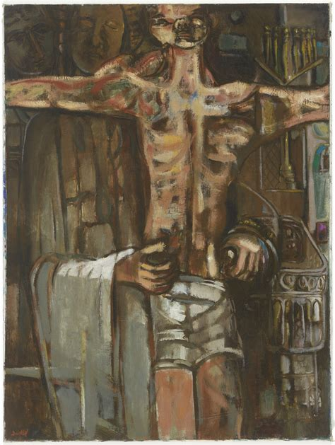 david driskell behold thy son  national museum