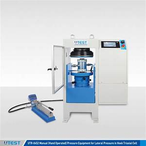 Manual Uniaxial  U0026triaxial Testing Machine