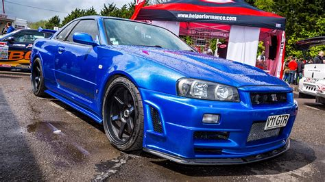 Is The Nissan Skyline The Most Iconic Japanese Car Ever