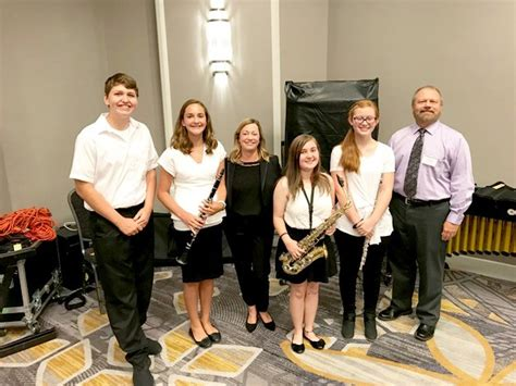 band students perform convention wichita great bend tribune