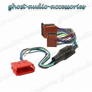 Audi A3 Amplified Active Iso Radio    Stereo Harness