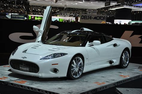 Spyker : Bornrich , Price , Features,luxury