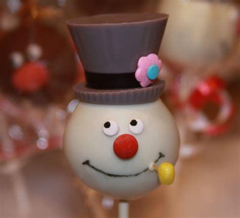 christmas cake pops christmas cake pops