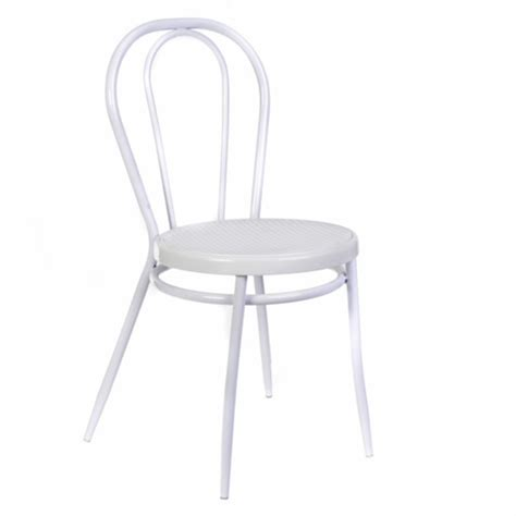 chaise bistrot blanche chaise de bistrot blanche atlub com
