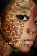 giraffe face paint bing images body art painting face