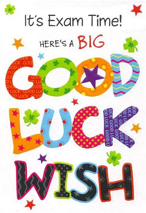 good luck   exam pictures   images