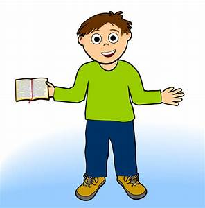 A Boy - ClipArt Best