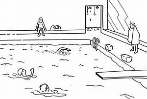 Dessin De Piscine : coloriage natation dans le piscine dessin gratuit imprimer ~ Melissatoandfro.com Idées de Décoration