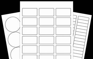 blank label templates 24 per sheet templates resume With blank label template 30 per page