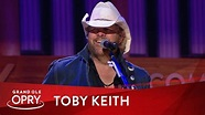 "Toby Keith - ""Don't Let The Old Man In"" 