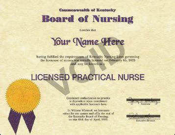 certificates  framing