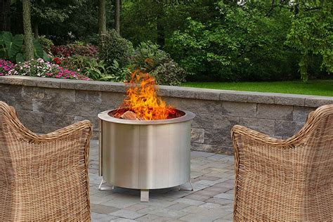 top rated stainless steel fire pit  bowls reviewed