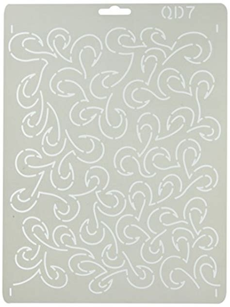 stencils for quilting quilting creations paisley background quilt stencil