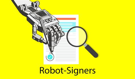 impact   robot signers  homeowners foreclosed