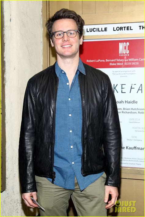 zachary quinto and jonathan groff zachary quinto gets support from ex jonathan groff at