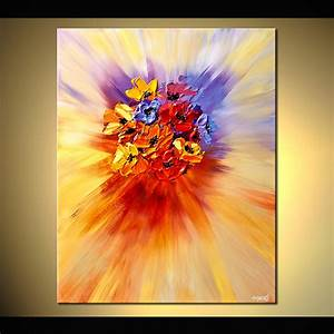"24""x30"" The Gift Print Stretched Embellished Ready to Hang ..."