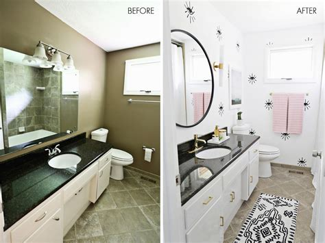 Budget Bathroom Makeover by 28 Best Budget Friendly Bathroom Makeover Ideas And