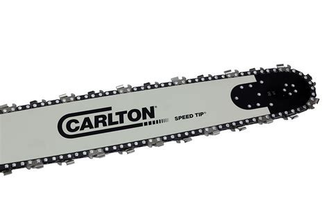 """20"""" Carlton Speed Tip Pro Bar & Chain 3/8 058 72DL for"""