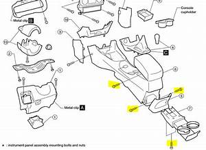 How To Remove Console For 2001 Nissan Sentra  Dropped Key