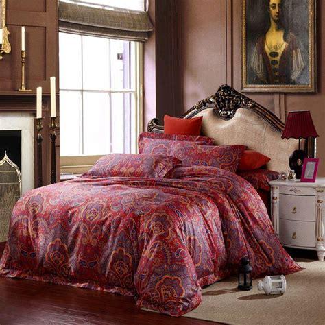 paisley king comforter cotton paisley bedding sets luxury king size