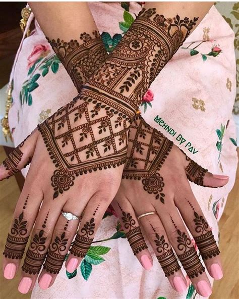 pin  pooja  henna designs latest mehndi designs