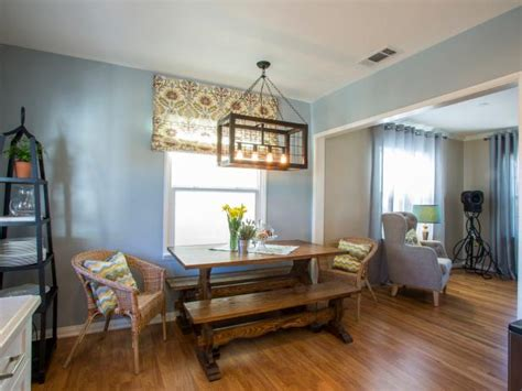 dining room with no overhead light photo page hgtv