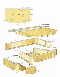woodworking plans dresser valet woodproject