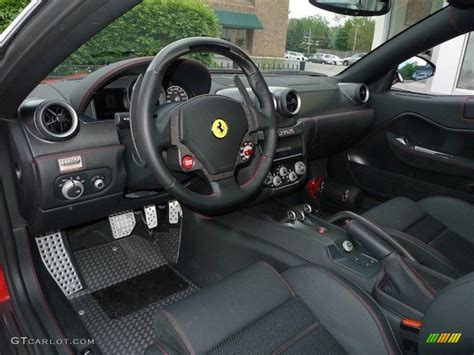 Black Interior 2018 Ferrari 599 Gto Photo 64793088