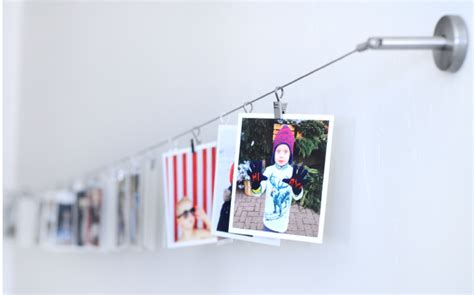 picture hanging system ikea instagram print display diy giveaway closed small fry