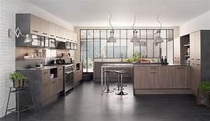 Photo De Cuisine : des grands id es pour une cuisine ouverte dar d co ~ Premium-room.com Idées de Décoration