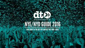 Our Guide To The Best NYENYD Events In The UK Ireland
