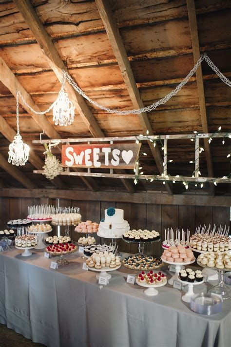 36 From Vintage To Modern Wedding Dessert Table Ideas