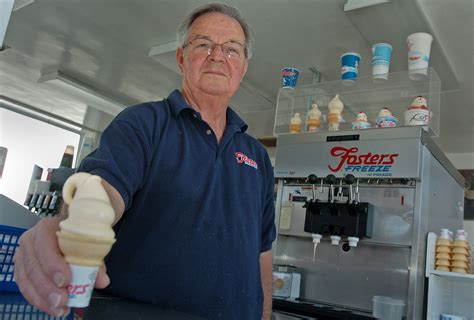 Fosters Old Fashioned Freeze | South Bay History