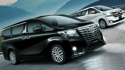 2019 Toyota Alphard  New Car Price Update And Release