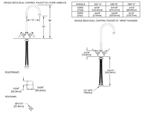 kitchen faucet sizes fisher kitchen faucets