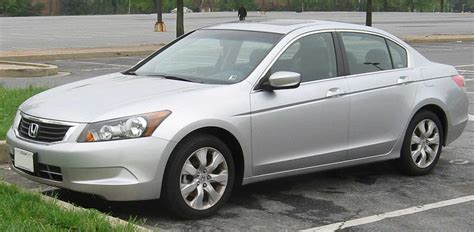 How Much Does A Sedan Weigh by How Much Does A 2008 Honda Accord Coupe Weight