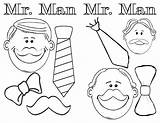 Coloring Pages Mustache Printable Mister Colouring Crafts Enjoy Window Save Right Open Birthday Peachy sketch template