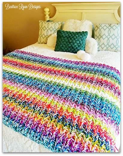 Crochet Scrap Yarn Beatriceryandesigns