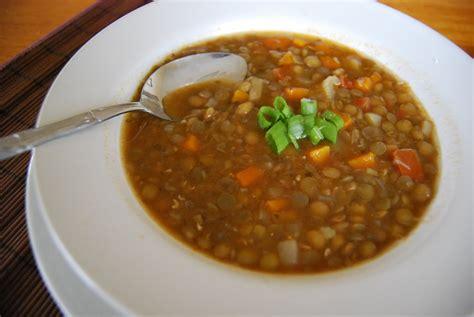 recipes soup lentil soup recipe dishmaps
