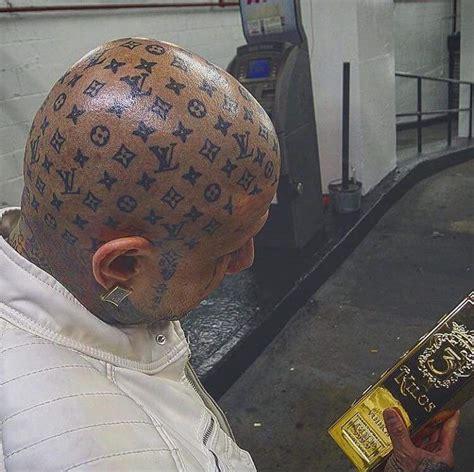 louis vuitton symbol tattoos city  kenmore washington