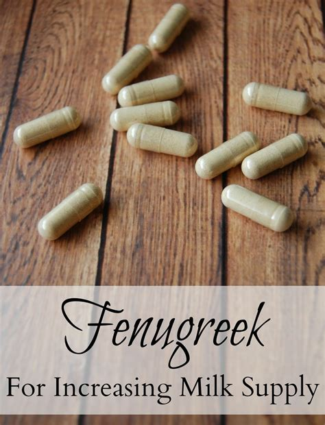 Fenugreek For Increasing Milk Supply The Pistachio Project