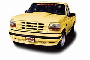 Ford Lightning Front Bumper  U0026 Air Dam