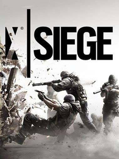 siege keyo køb tom clancys rainbow six siege pc spil uplay