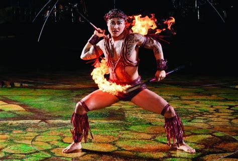 Chignon De Maison Dangereux Cirque Du Soleil Costumes Alegria