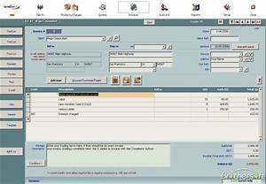 Invoicing software elec intro website for Invoice software