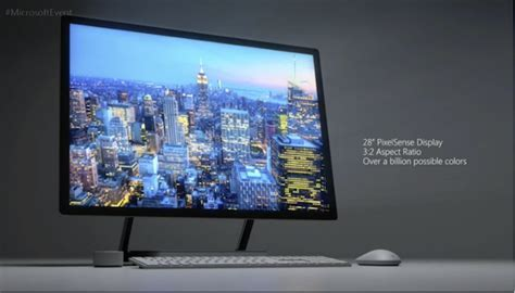 Microsoft Surface Studio unveiled ? what you need to know