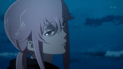 Mirai Nikki 25 — Love the One You're With | Draggle's ...