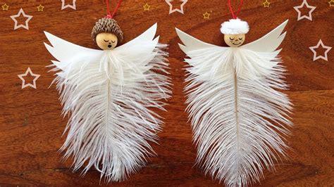 christmas ornaments christmas angel ana diy crafts