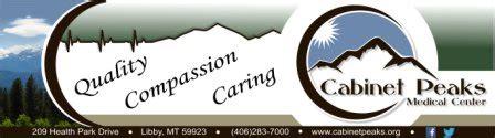 Cabinet Peaks Center - mission