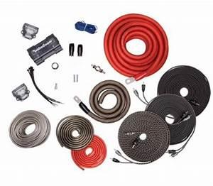 Rockford Fosgate Rfk1d Dual Amp Wiring Kit